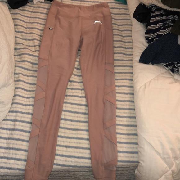 Gottex Pants - Light pink leggings